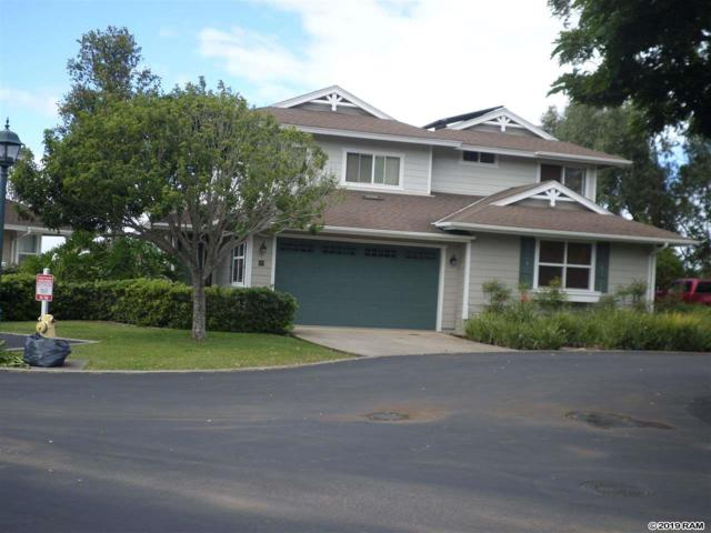 6 Kuinehe Pkwy #5, Makawao, HI 96768 (MLS #381990) :: Maui Estates Group