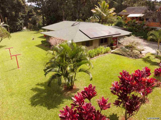 389 Ulumalu Rd, Haiku, HI 96708 (MLS #382016) :: Keller Williams Realty Maui