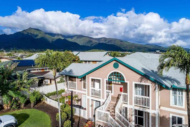 70 Waiaka Ln 38-202, Wailuku, HI 96793 (MLS #382019) :: Elite Pacific Properties LLC