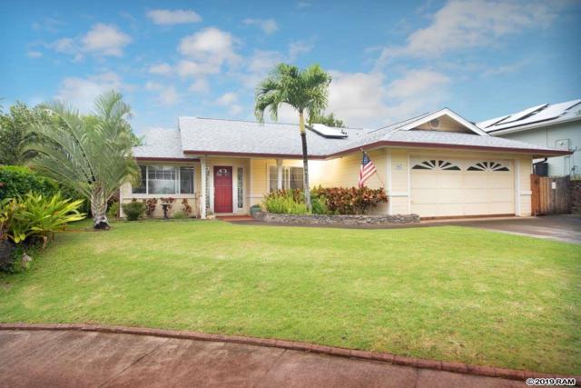 42 N Laelua Pl, Paia, HI 96779 (MLS #382043) :: Keller Williams Realty Maui