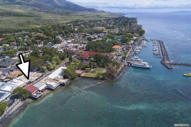712 Front St, Lahaina, HI 96761 (MLS #382044) :: Elite Pacific Properties LLC