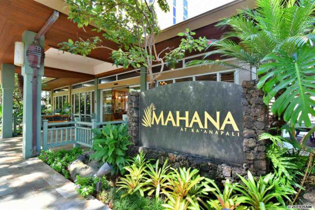 110 Kaanapali Shores Pl #511, Lahaina, HI 96761 (MLS #382045) :: Coldwell Banker Island Properties