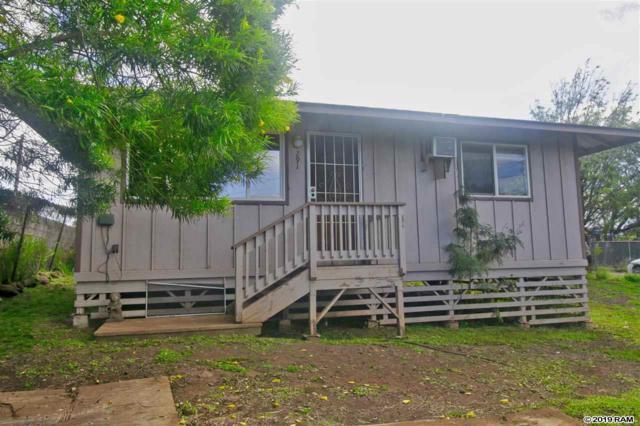 291 Kaiola Pl, Kihei, HI 96753 (MLS #382054) :: Elite Pacific Properties LLC