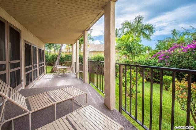 2881 S Kihei Rd #127, Kihei, HI 96753 (MLS #382068) :: Maui Estates Group