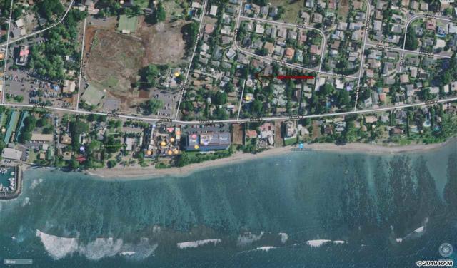 458 Front St 458 Front Stree, Lahaina, HI 96761 (MLS #382078) :: Keller Williams Realty Maui
