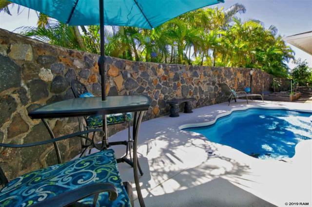 111 Kuli Puu St, Kihei, HI 96753 (MLS #382083) :: Elite Pacific Properties LLC