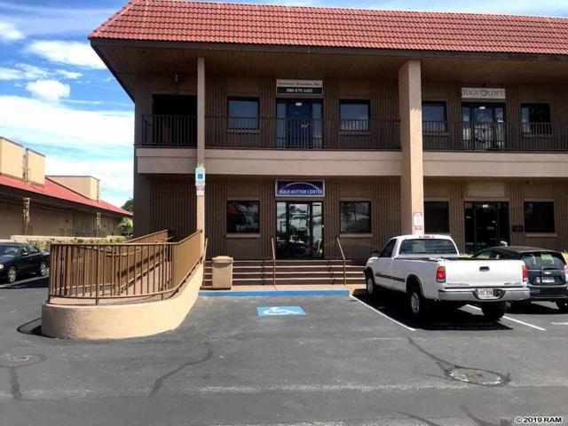 1847 S Kihei Rd 104/105, Kihei, HI 96753 (MLS #382098) :: Elite Pacific Properties LLC