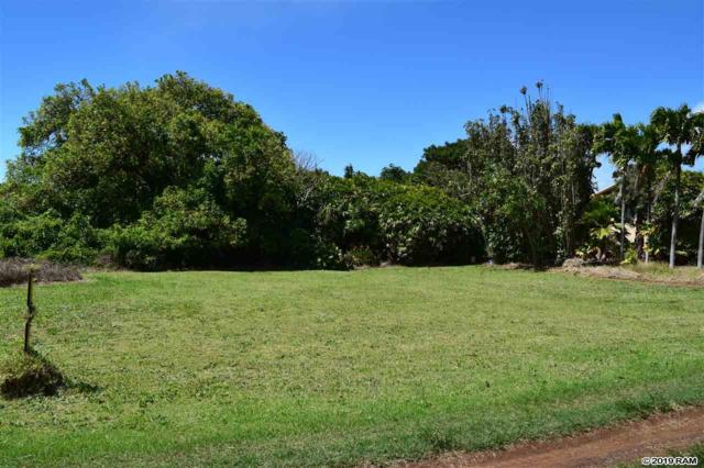 71 Pamakani Pl A, Makawao, HI 96768 (MLS #382110) :: Keller Williams Realty Maui
