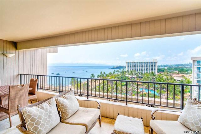 50 Nohea Kai Dr 1-1103, Lahaina, HI 96761 (MLS #382115) :: Maui Estates Group