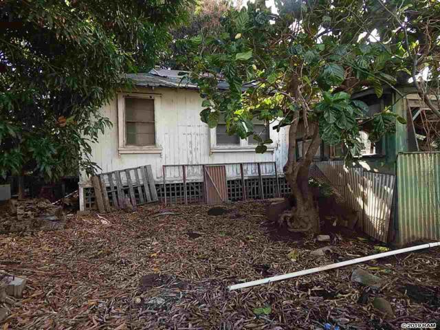 348 Kopiko St, Wailuku, HI 96793 (MLS #382131) :: Elite Pacific Properties LLC