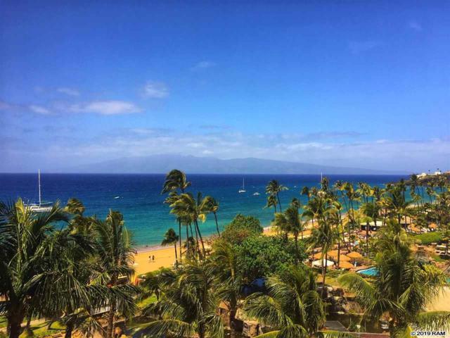 50 Nohea Kai Dr 1-801, Lahaina, HI 96761 (MLS #382147) :: Maui Estates Group
