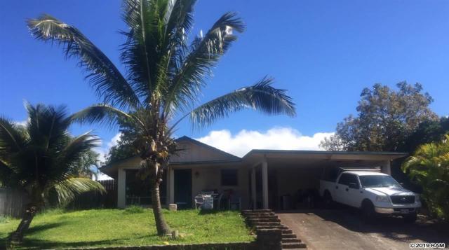 2771 Olulani St, Pukalani, HI 96768 (MLS #382157) :: Keller Williams Realty Maui