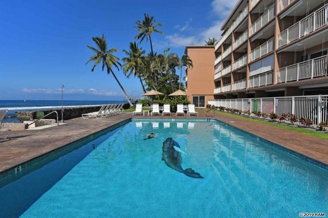 1403 Front St #306, Lahaina, HI 96761 (MLS #382162) :: Keller Williams Realty Maui