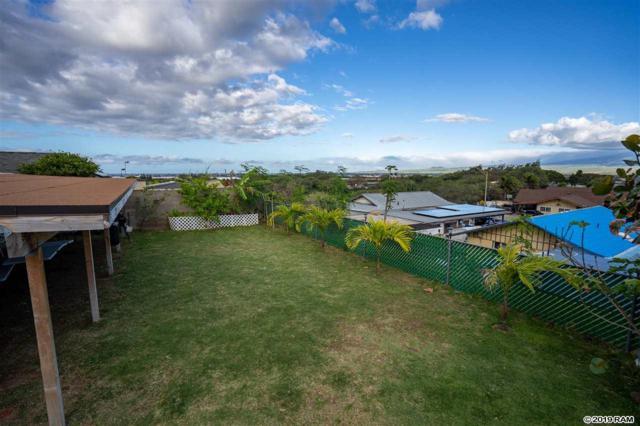 549 Onehee Ave, Kahului, HI 96732 (MLS #382165) :: Keller Williams Realty Maui