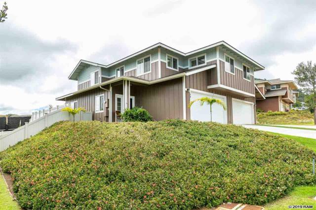 73 Hoolaau St Lot 5, Wailuku, HI 96793 (MLS #382167) :: Keller Williams Realty Maui