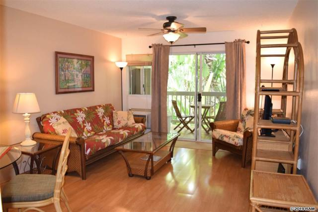 160 Keonekai Rd 27-206, Kihei, HI 96753 (MLS #382170) :: Elite Pacific Properties LLC