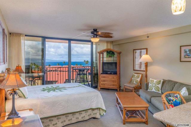 3445 Lower Honoapiilani Rd #836, Lahaina, HI 96761 (MLS #382177) :: Maui Estates Group