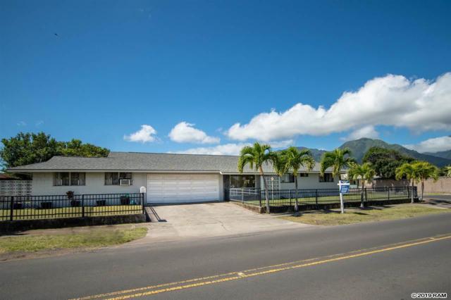 647 Molokai Akau St, Kahului, HI 96732 (MLS #382179) :: Keller Williams Realty Maui