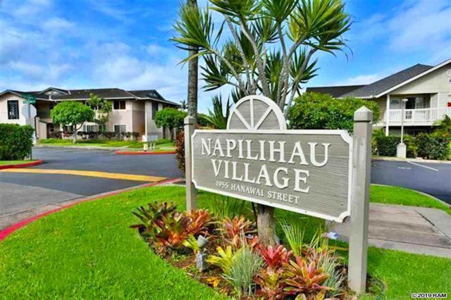 4955 Hanawai St 1-202, Lahaina, HI 96761 (MLS #382181) :: Maui Estates Group
