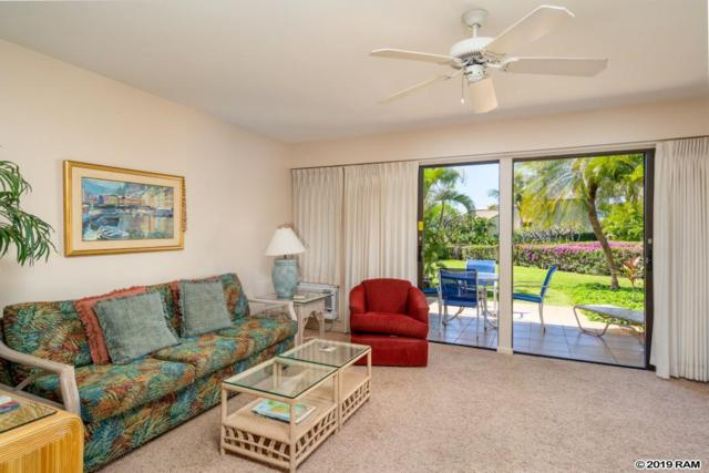2777 S Kihei Rd E102, Kihei, HI 96753 (MLS #382183) :: Elite Pacific Properties LLC
