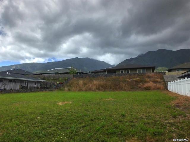 41 Koani Loop, Wailuku, HI 96793 (MLS #382190) :: Keller Williams Realty Maui