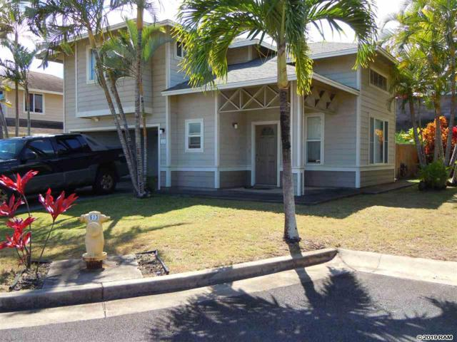 22 Hapua Pl, Wailuku, HI 96793 (MLS #382191) :: Keller Williams Realty Maui