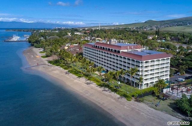 475 Front St #528, Lahaina, HI 96761 (MLS #382193) :: Maui Estates Group