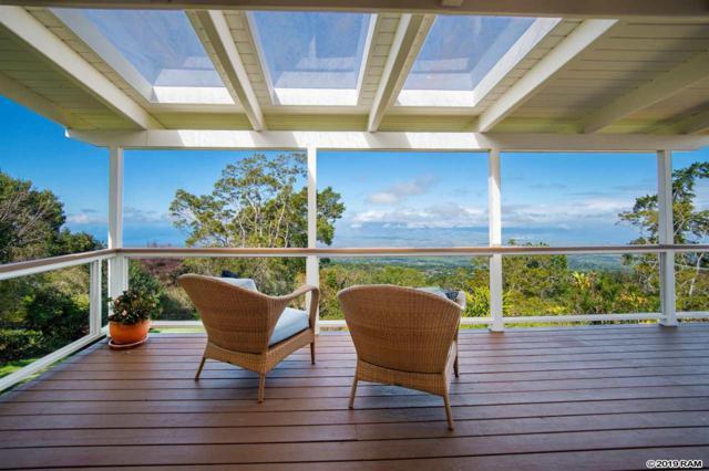 17526 Haleakala Hwy, Kula, HI 96790 (MLS #382194) :: Elite Pacific Properties LLC