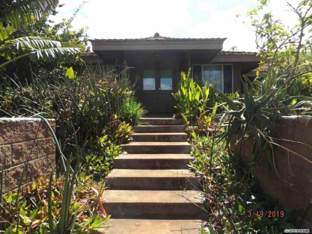 21 Ikena Kai Pl, Kula, HI 96790 (MLS #382196) :: Elite Pacific Properties LLC
