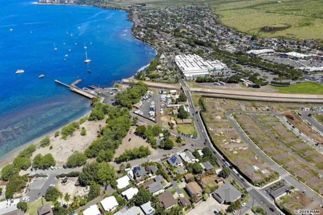 1191 Front St #4, Lahaina, HI 96761 (MLS #382202) :: Maui Estates Group
