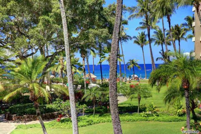 50 Nohea Kai Dr Ii-205, Lahaina, HI 96761 (MLS #382212) :: Maui Estates Group