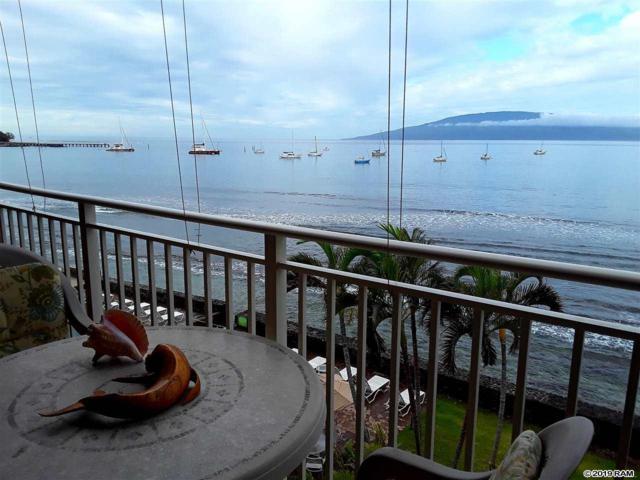 1403 Front St #411, Lahaina, HI 96761 (MLS #382215) :: Keller Williams Realty Maui