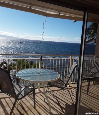 1403 Front St #410, Lahaina, HI 96761 (MLS #382216) :: Keller Williams Realty Maui