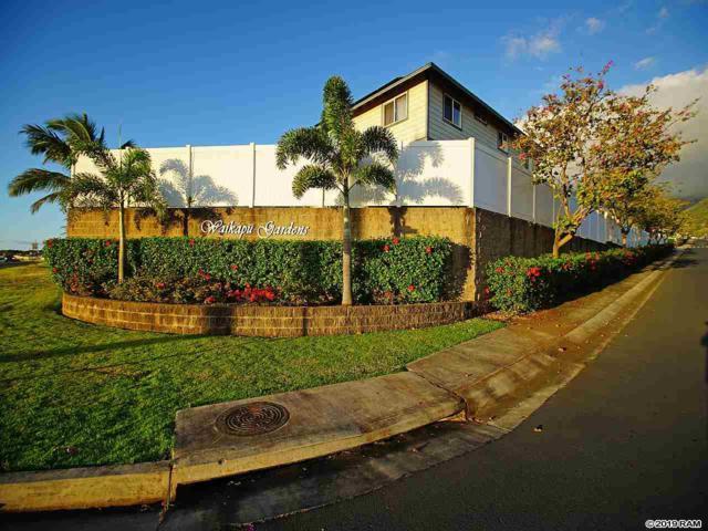 81 Nokekula Loop, Wailuku, HI 96793 (MLS #382217) :: Keller Williams Realty Maui