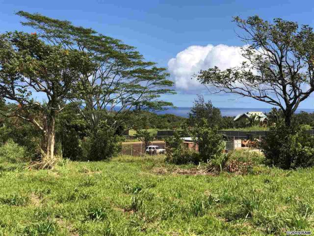 653 Kauhikoa Rd A, Haiku, HI 96708 (MLS #382220) :: Maui Estates Group