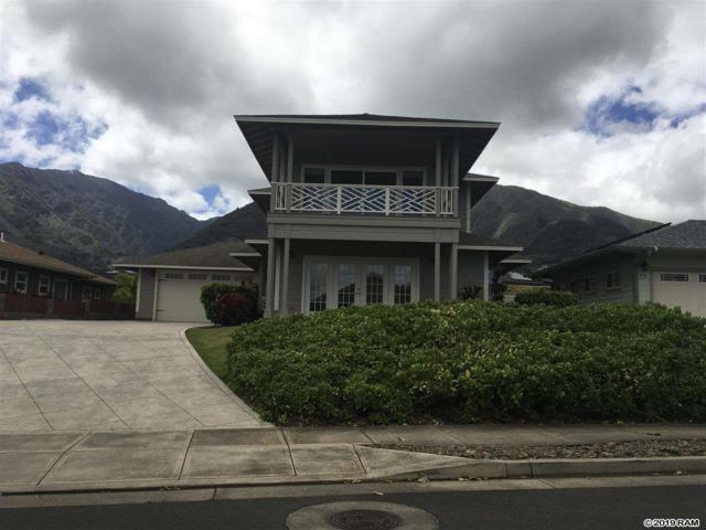 51 Moolu St, Wailuku, HI 96793 (MLS #382231) :: Maui Estates Group