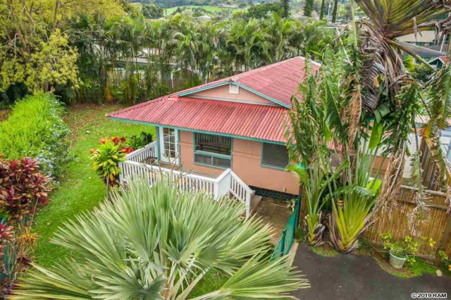 748 Ponoi Pl G, Makawao, HI 96768 (MLS #382232) :: Coldwell Banker Island Properties