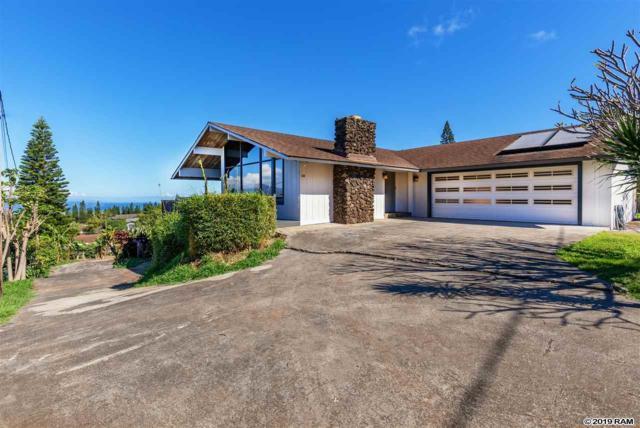 188 Haulani St, Pukalani, HI 96768 (MLS #382242) :: Elite Pacific Properties LLC