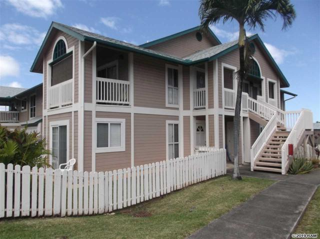 9 Waiaka Ln 31-204, Wailuku, HI 96793 (MLS #382245) :: Elite Pacific Properties LLC