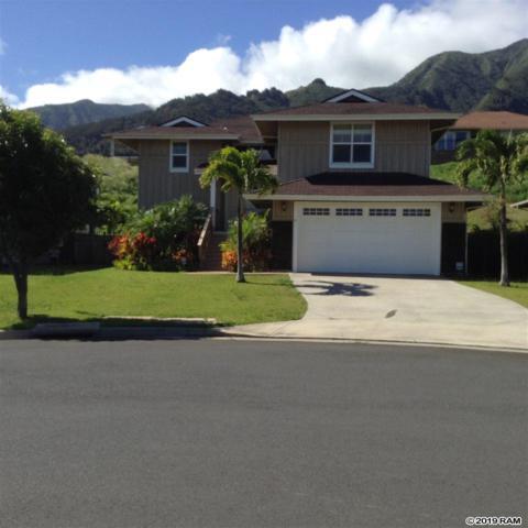 21 Nohoana Pl, Wailuku, HI 96793 (MLS #382247) :: Elite Pacific Properties LLC