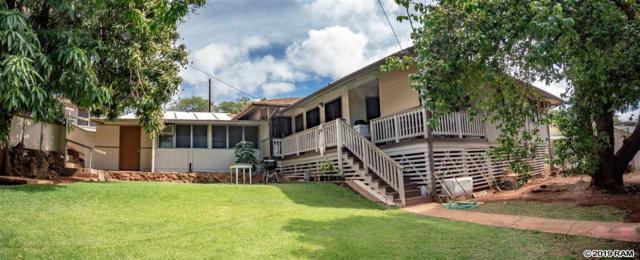 34 iliahi Pl, Kaunakakai, HI 96748 (MLS #382259) :: Coldwell Banker Island Properties