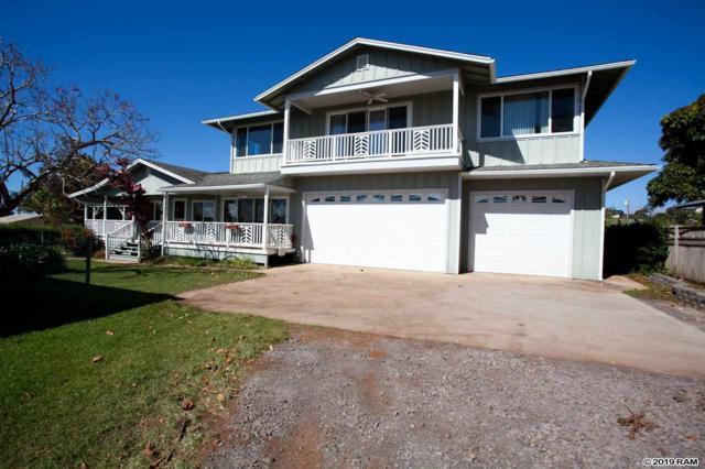 168 Maha Rd, Makawao, HI 96768 (MLS #382305) :: Coldwell Banker Island Properties