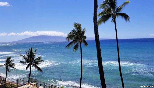 3823 Lower Honoapiilani Rd #407, Lahaina, HI 96761 (MLS #382338) :: Maui Estates Group