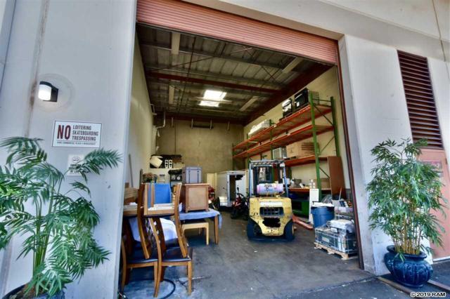 340 Ohukai Rd #206, Kihei, HI 96753 (MLS #382343) :: Maui Estates Group