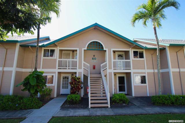 60 Waipaa Ln 39-204, Wailuku, HI 96793 (MLS #382351) :: Maui Estates Group
