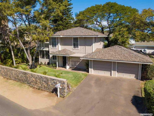 21 Ohukai Rd, Kihei, HI 96753 (MLS #382361) :: Coldwell Banker Island Properties