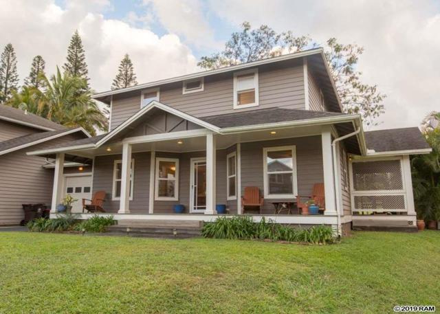 2740 Liholani St #9, Pukalani, HI 96768 (MLS #382365) :: Maui Estates Group
