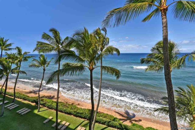 110 Kaanapali Shores Pl #611, Lahaina, HI 96761 (MLS #382403) :: Elite Pacific Properties LLC