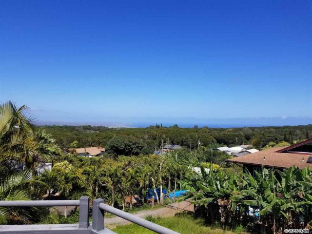 2175 Kalae Hwy, Kualapuu, HI 96757 (MLS #382414) :: Coldwell Banker Island Properties