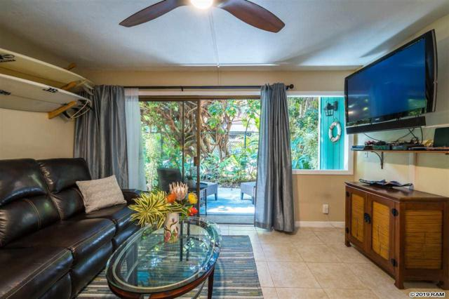 2140 Awihi Pl #6, Kihei, HI 96753 (MLS #382418) :: Maui Estates Group